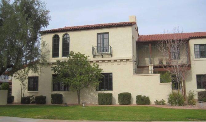 Historic Small Houses Phoenix Arizona Harrison