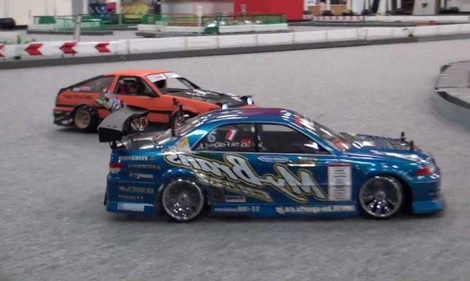 Hobby Garage Drift Rwd Test Youtube