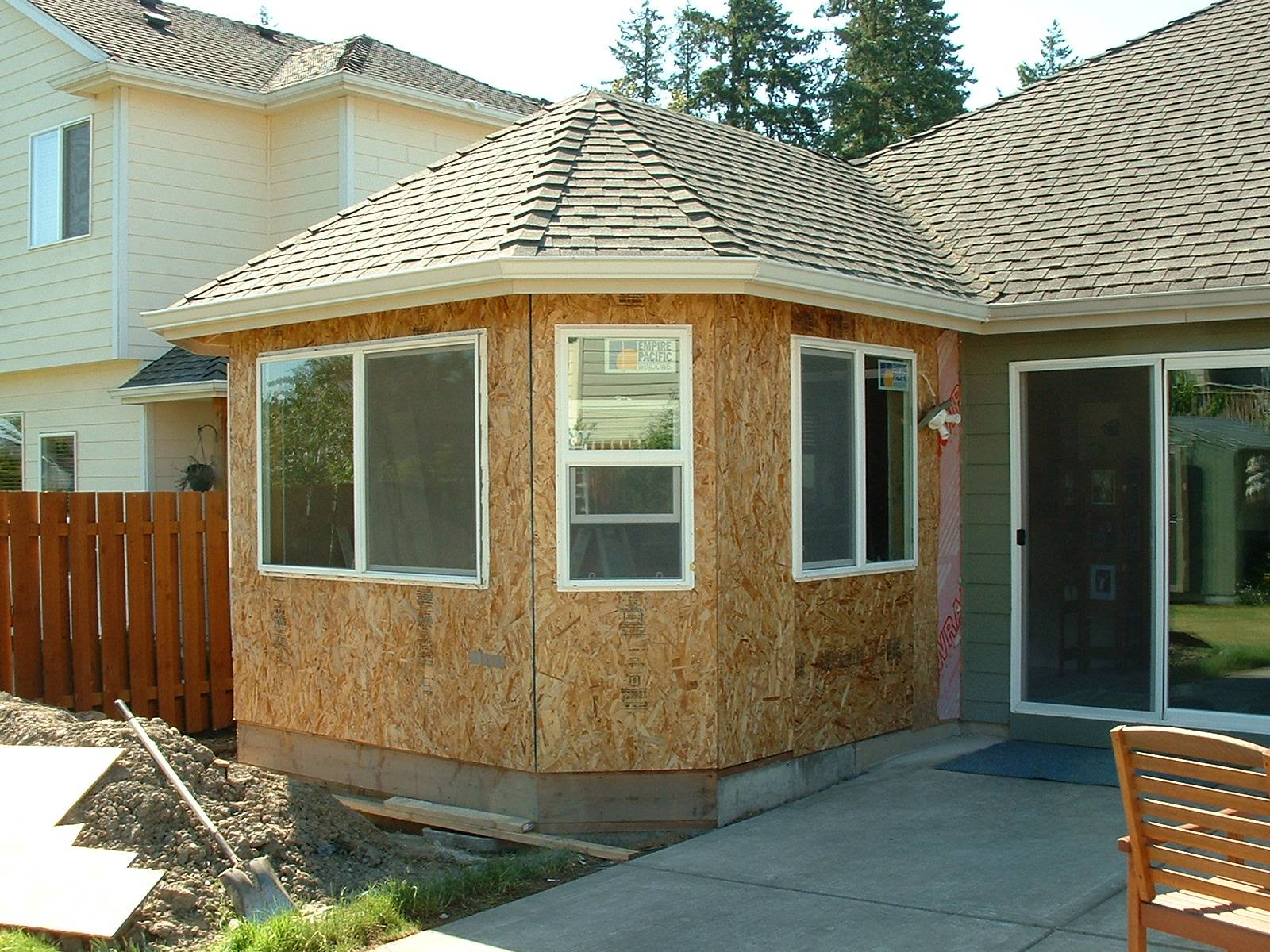 Home Addition Project Plans