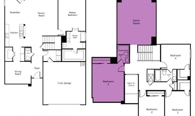 Home Additions Floor Plans Room Addition