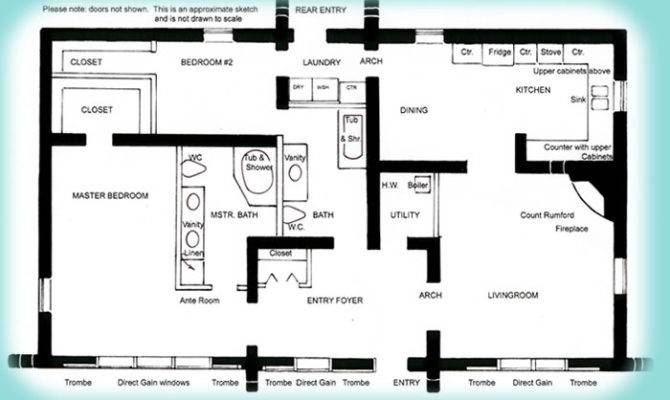 Home Adobe House Plans Low Cost Affordable Simple Plan
