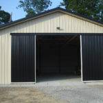 Home Agricultural Buildings Machine Shop Project