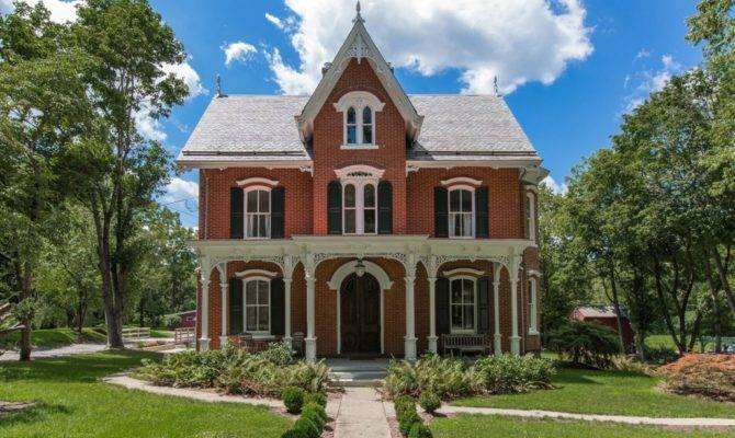 Home Architecture Gothic Revival