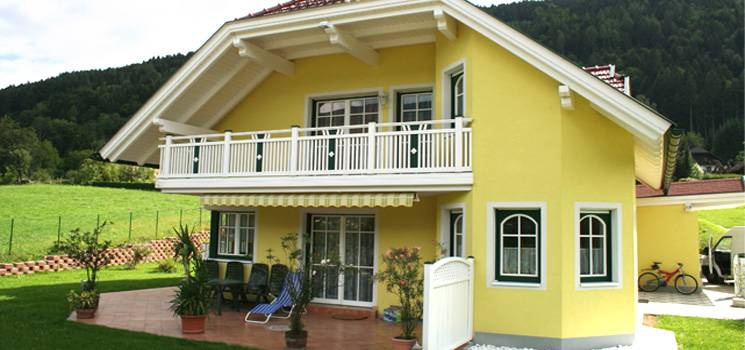 Home Balcony Design Simple Decoration