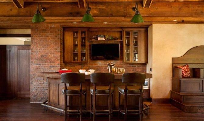 Home Bar Perfect Rec Room Best Mancave Americandreamsod
