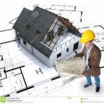 Home Building Architecture Model