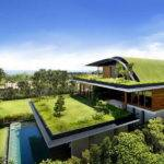 Home Building Ideas Best Design Green Roof