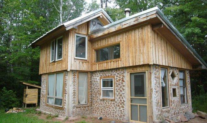 Home Built Several Years Ago Using Green Building Tiny Homes