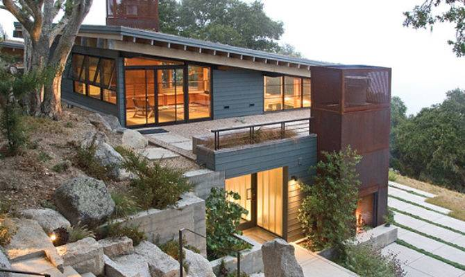 Home Built Slope Interior Design Inspiration