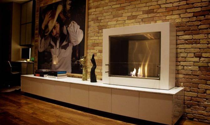Home Decor Design Fireplace