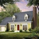 Home Decoration Designs Cape Cod Style House