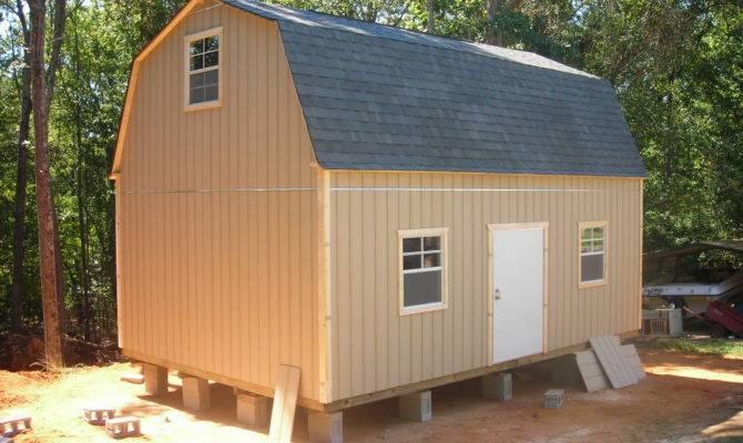 Home Depot Story Barn Joy Studio Design