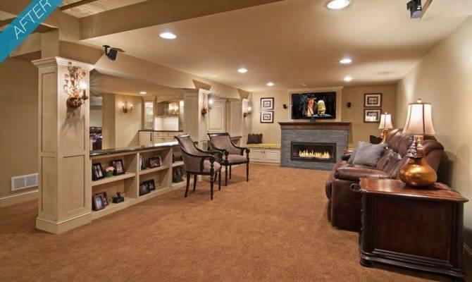 Home Design Basement Furniture Things
