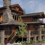 Home Design House Stone Ade Ideas White Door