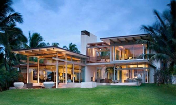 Home Designs Fancy Beautiful Green Landscaping Design
