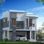 Home Designs Latest Modern Villa Second Sun