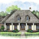 Home Designs Simple Acadian Style House Plans Floor