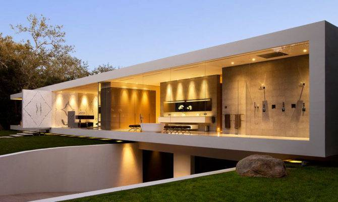 Home Designs Ultra Modern Contemporary House