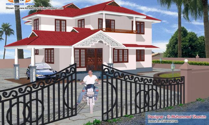 Home Elevation Designs Kerala Design Floor Plans