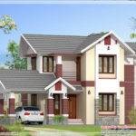 Home Elevation Kerala Design Floor Plans