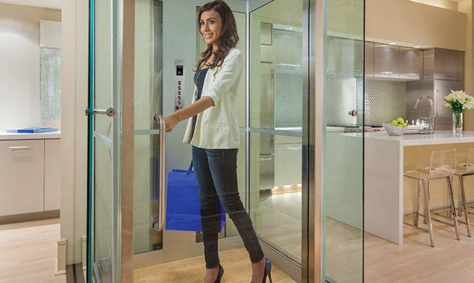 Home Elevators Residential Homes