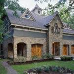Home Exteriors Take Color Cues Stone