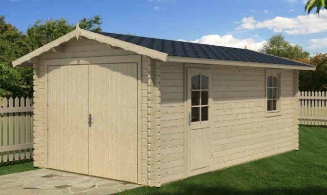 Home Ezlog Kits Garage Sqft