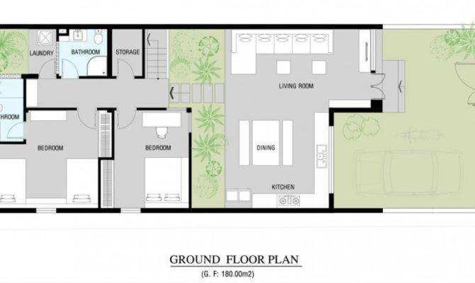 Home Floor Plan Interior Design Ideas Modern