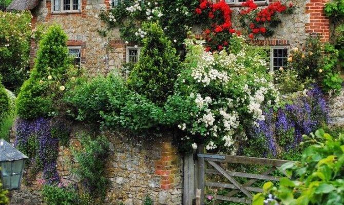 Home Garden Inspirations Pour Jardin Anglais