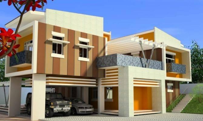 Home Gardens Design Plans Modern House Exterior Front Designs