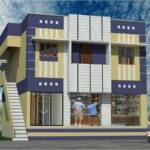 Home Ground Floor Shops Feet House Design Plans