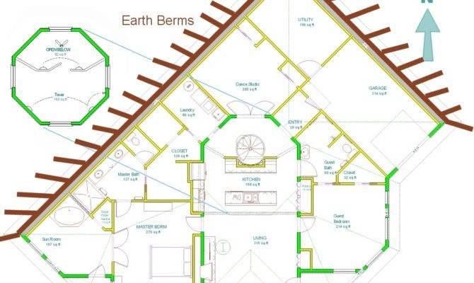 Home Ideas Berm Plans