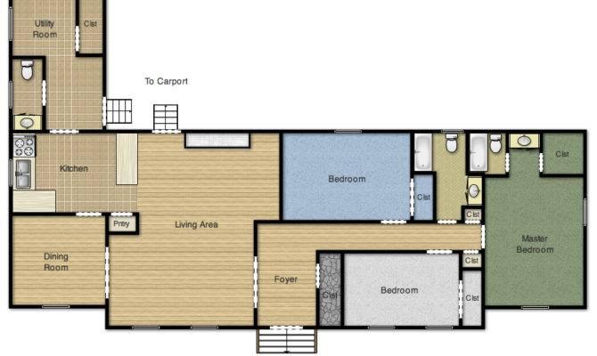 Home Ideas Cool Floor Plans