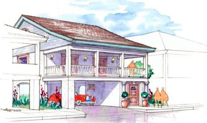 Home Ideas Creole Cottage House Plans