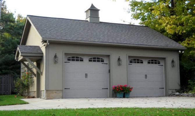 Home Ideas Custom Garage Plan