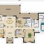 Home Ideas Open Area House Plans