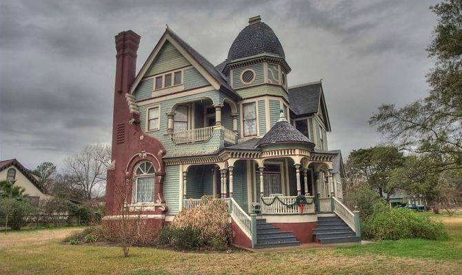 Home Ideas Queen Ann Victorian House Plans