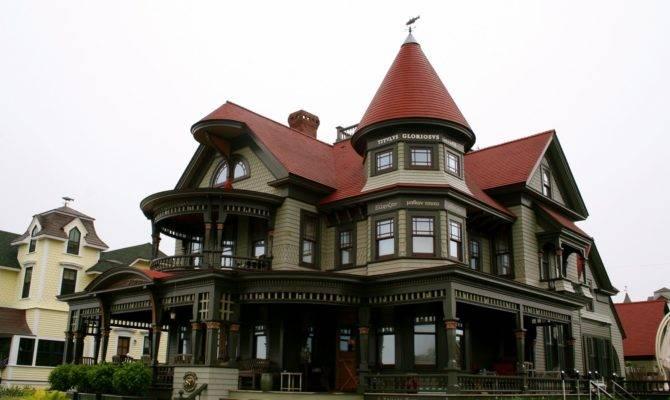 Home Ideas Queen Anne Plans
