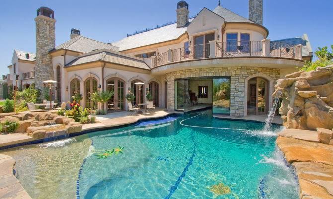 Home Indoor Outdoor Swimming Pool