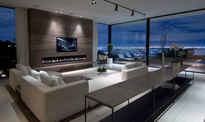 Home Luxury Modern Interior Design Haynes House Steve