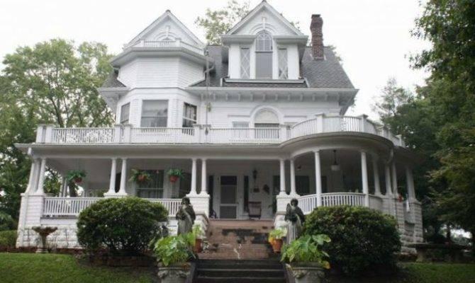 Home Plan Brick Plans Wrap Around Porch Small