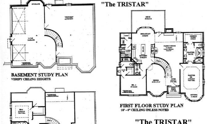 Home Plan Center Tristar