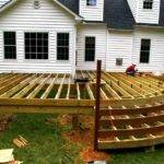 Home Plans Deck Building Materials