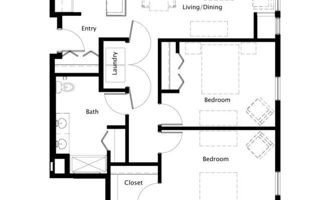 Home Plans Floor Earth Contact Homes