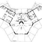 Home Plans Floors Hexagons Houses Ideas Floor