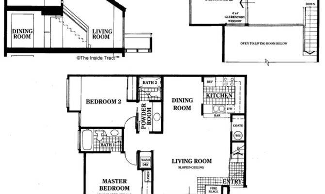 Home Plans Loft Floorplans
