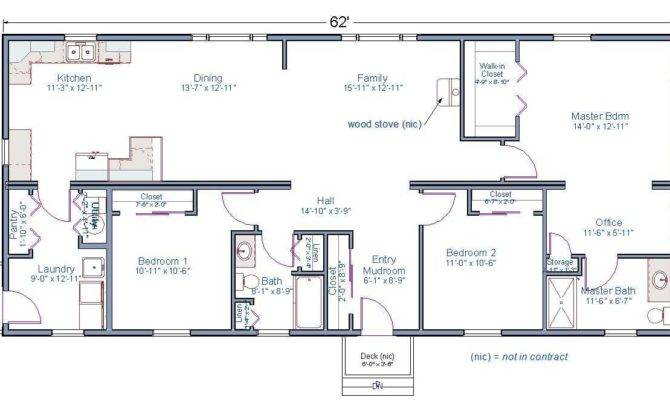 Home Plans Multiple Master Suites