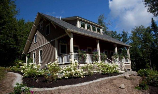 Home Plans New England Style House