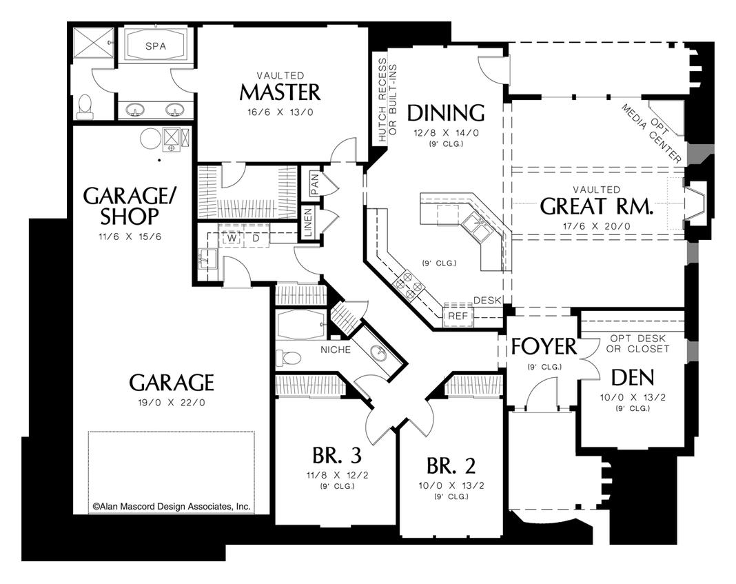 Home Plans One Story House Design Ideas Home Plans Blueprints