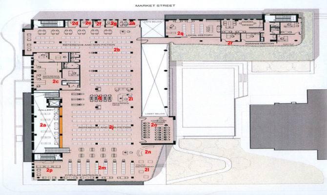 Home Plans School Library Floor